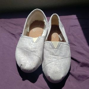 NEW ITEM Faux Fur lined Neutral Toms